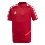 Adidas junior voetbalshirt - Rood - Size: 128
