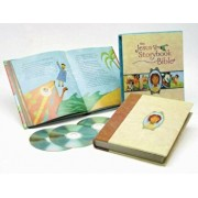 The Jesus Storybook Bible: Every Story Whispers His Name 'With Read Along', Hardcover/Sally Lloyd-Jones