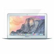 Folie protectie sticla nano glass flexibila pentru Macbook Air 11 inch A1465 / A1370, transparent