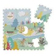 Chicco tappeto puzzle bambi
