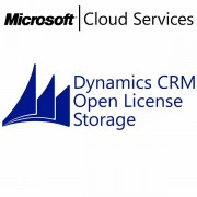 MICROSOFT Dynamics CRM Online Storage, VL Subs., Cloud, Single Language, 1 user, 1 year MC2-00012