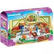 Комплект Плеймобил 9403 - Playmobil - Магазин за хранителни стоки, 2900449