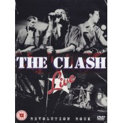 The Clash - Revolution rock-Live (DVD)