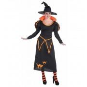 Disfraz de Bruja Carol - Creaciones Llopis