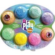 Set Spuma de modelat, 8 culori