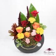 Aranjament floral Toamna Tarzie