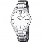 Reloj F6832/1 Blanco Festina Hombre Acero Quartz