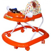 Ez Playmates Fun Baby Walker Orange
