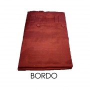 Cortinas Madras 140 X 210 BORDO