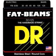 DR Strings Fat Beams Stainless 6 Strings 030-125