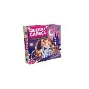 Quebra-cabeça Coleção Super Clássicos Cinderela 60 Peças - Pais e Filhos