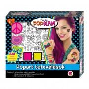 Creativ Kids Popart tetoválás készítő