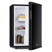 Beerbauch Kühlschrank Minibar Zimmerkühlschrank 65 l Klasse A schwarz Schwarz