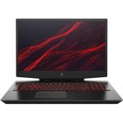 """Laptop Gaming HP Omen 17-cb0003nq (Procesor Intel® Core™ i7-9750H (12M Cache, up to 4.50 GHz), Coffee Lake, 17.3"""" FHD, 8GB, 1TB HDD @7200RPM + 512GB SSD, nVidia GeForce GTX 1660Ti @6GB, Negru)"""