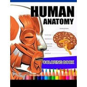 Human Anatomy Coloring Book: Anatomy & Physiology Coloring Book (Complete Workbook), Paperback/Dr James K. Hudak