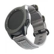 Urban Armor Gear Nato Universeel Smartwatch 20MM Bandje Grijs