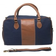 Pranjals House (Expandable) new style canavs duffle bag Travel Duffel Bag(Blue)