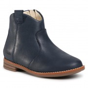 Ghete CLARKS - Drew North T 261537256 Navy Leather