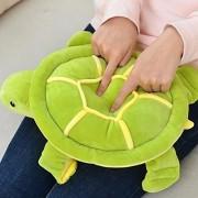 Day Stuffed Soft Toys Animals Cute Green Turtle Animal Plush Toy Birthday Gift Boy Girl (Length 16cm)