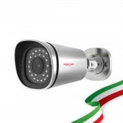 TELECAMERA RICONDIZIONATA Foscam FI9900EP - 2 Megapixel Full-HD1080P H.264 Telecamera IP Cavo POE con Filtro IR-Cut - 20 Metri