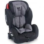 Детско столче за кола 9-36 кг. Lorelli Titan Sps, черно и сиво, 0746691