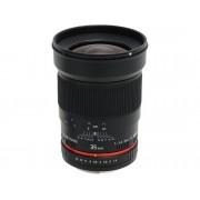 Canon Objetivo SAMYANG 35mm F1.4Ultra Mult (Encaje: Canon EF-S - Apertura: f/1.4 - f/22)