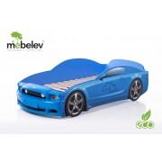 Pat masina tineret MyKids Light-MG Plus Albastru