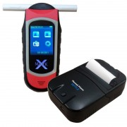 Alcovisor Mark X Breathalyser With Thermal Printer
