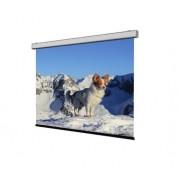 WS Spalluto WS-S-NewSlim elektrisch projectiescherm 200 x 200 cm rear projection