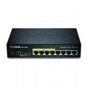 D-LINK SWITCH DESKTOP 8PORTE 10/100/1000 P