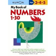 My Book of Numbers, 1-30, Paperback