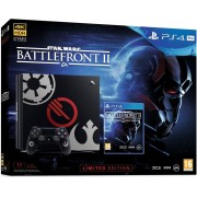 PlayStation 4 Pro 1TB B chassis Limited Edition + Star Wars: Battlefront II Deluxe