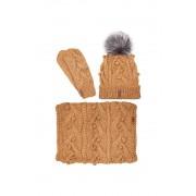 Sava Mari Комплект:шапка,снуд,варежки Sava Mari