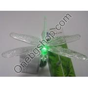 Градинска соларна лампа Пеперуда