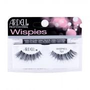 Ardell Wispies 701 nalepovací řasy 1 ks odstín Black pro ženy