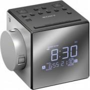 Radio cu ceas Sony ICFC1PJ cu proiectie si alarma Negru