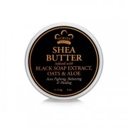 African Black Soap Infused Shea Butter - 113g Nubian Heritage