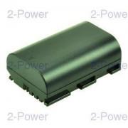 2-Power Digitalkamera Batteri Canon 7.4v 1430mAh (LP-E6)