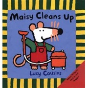 Maisy Cleans Up, Hardcover/Lucy Cousins
