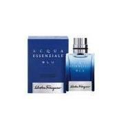 Acqua Essenziale Blu Eau De Toilette Salvatore Ferragamo - Perfume Masculino 30ml