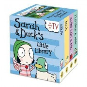 Sarah and Duck Little Library by Sarah Gomes Harris