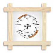 Термометър - хигрометър за сауна - 40.1008