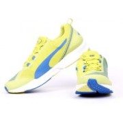 Puma IGNITE XT Men'S Running Shoes For Men(Yellow)