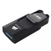 64GB USB Flash Drive, Corsair Voyager Slider X1, USB 3.0, чернa