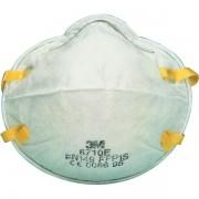 Mascherine per la respirazione 8000 3M 1996 - 281510 Mascherine per la respirazione 8000 - polveri e fumi - en 149:2001 in classe ffp1 - bianco - Utilizzo protezione personale - Conf. 20 - 1996