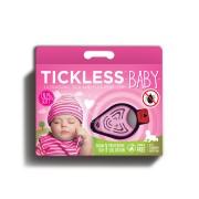 Tickless Pet Tickless Kids Roze