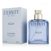 Eternity Aqua Eau De Toilette Spray 200ml/6.7oz Eternity Aqua Тоалетна Вода Спрей