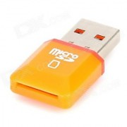 USB Card Reader for Micro SD Cards