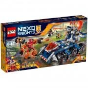 Lego nexo knight il porta-torre di axl
