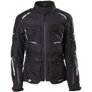 Modeka AFT-Touring Textiljacke Schwarz L